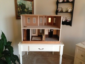 Doll House Table 2