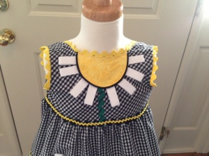 Sunflower Dress 2