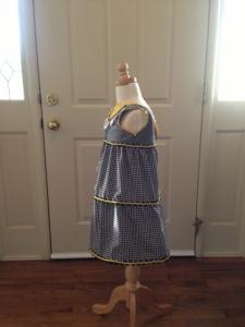 Sunflower Dress 3