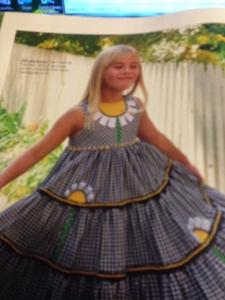 Sunflower Dress 4